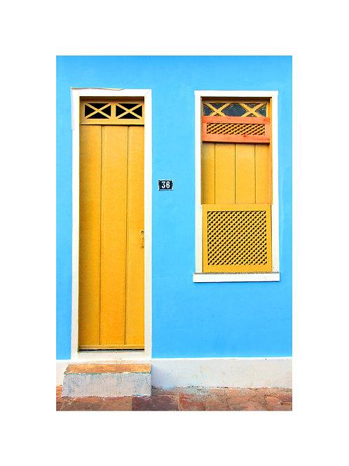 Fotografa Casa azul - Chapada