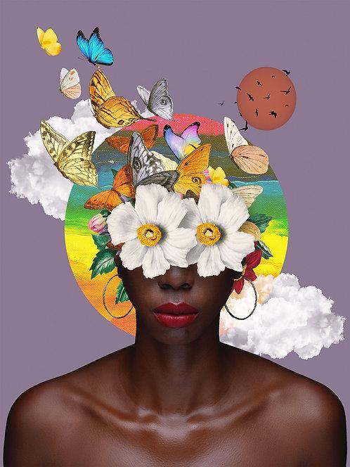 Colagem Butterflies