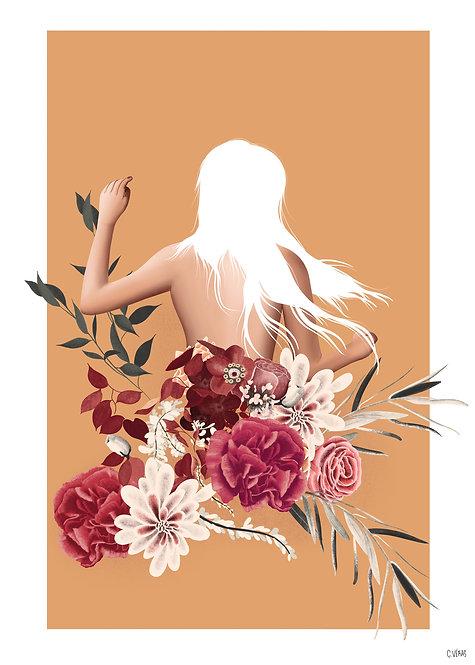Ilustração Lucy