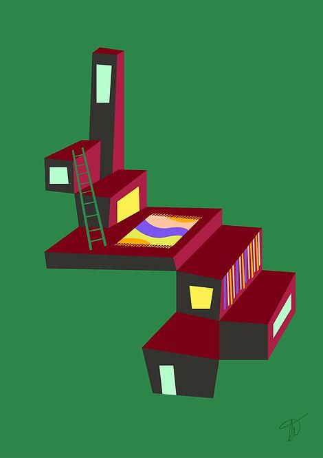 Ilustração Vila 4