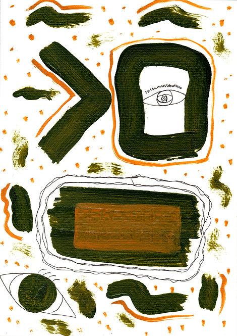Ilustração Cosmos Reciclagem 01