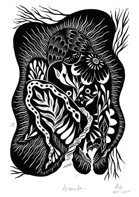 Ilustração Reconectar