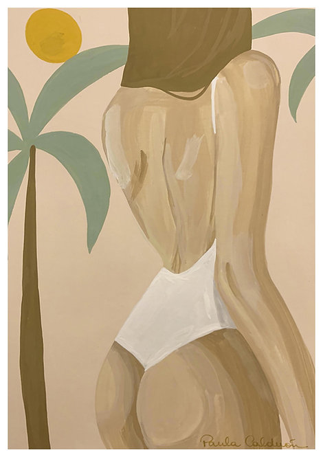 Ilustração Tropicana