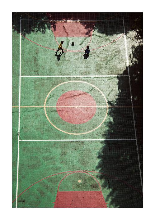 Fotografia Futebol de Condomínio no Brás