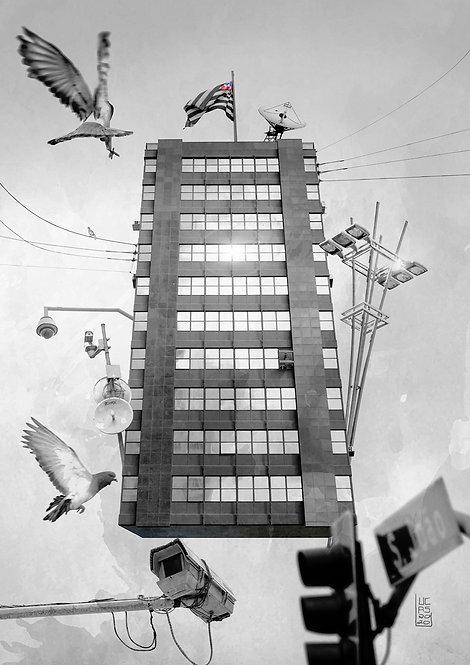 Colagem Urbano - SP