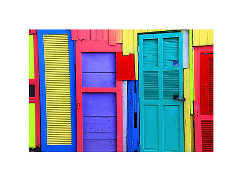 Fotografia Color Vidigal - RJ