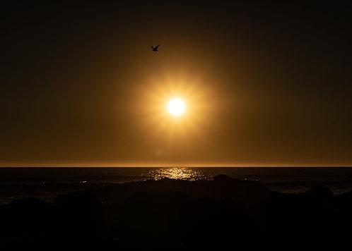 Fotografia Pôr do Sol