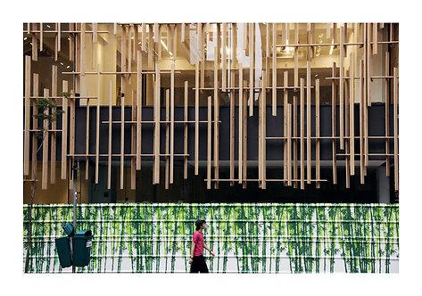 Fotografia Museu da Casa Japonesa Prestes a Inaugurar