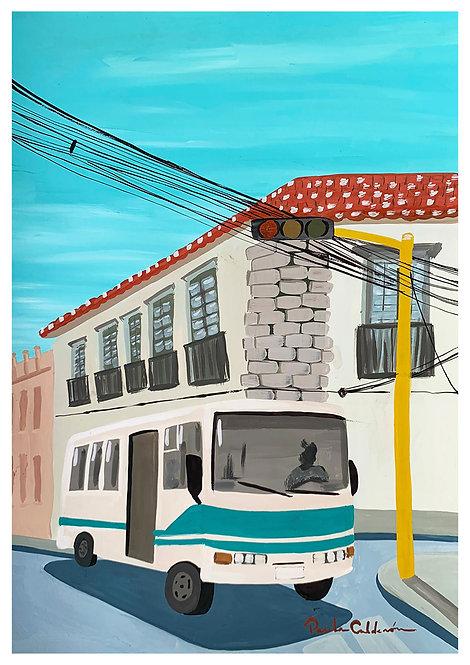 Ilustração Rua de Sucre