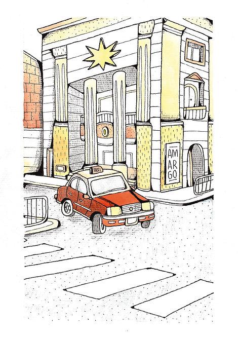 Ilustração Cidade