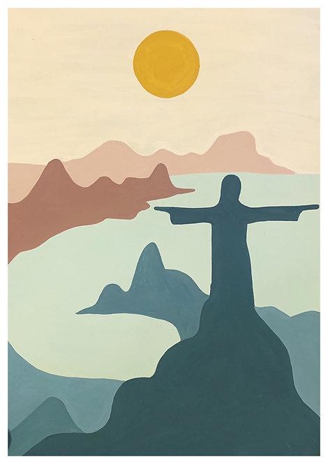 Ilustração Rio de Janeiro
