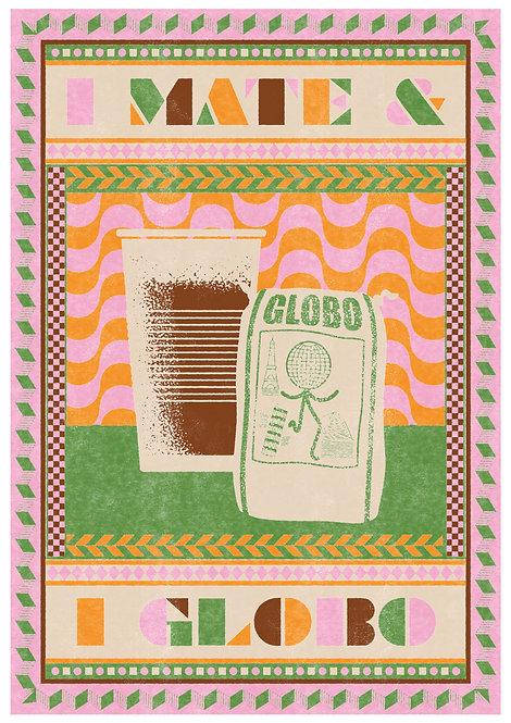Ilustração 1 Mate e 1 Globo