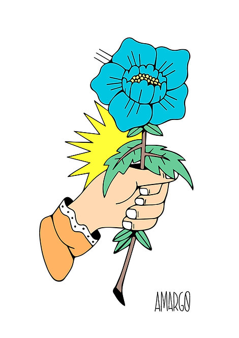 Ilustração Flor