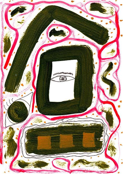 Ilustração Cosmos Reciclagem 03