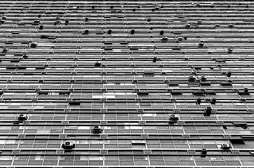Fotografia Massa vertical - Ed. Mirante do Vale