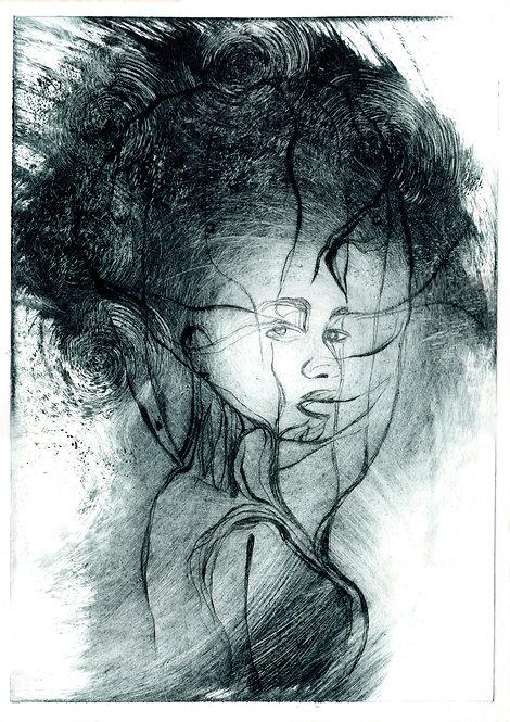 Ilustração As profundidades de uma Ella multidimensional
