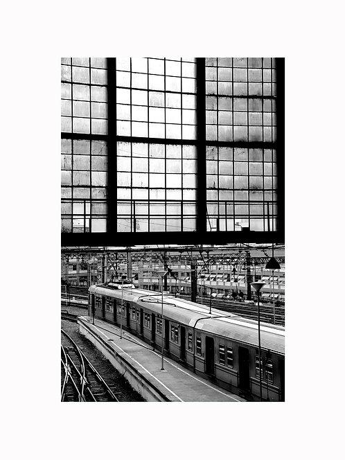Fotografia - Estação Júlio Prestes