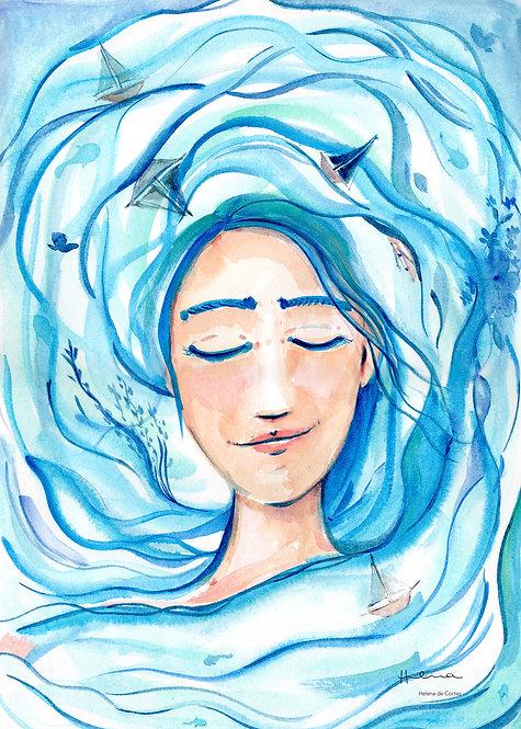 Ilustração Flow