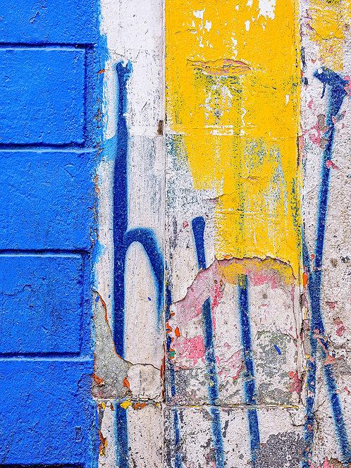 Fotografia Tempos, Muros e Tempos