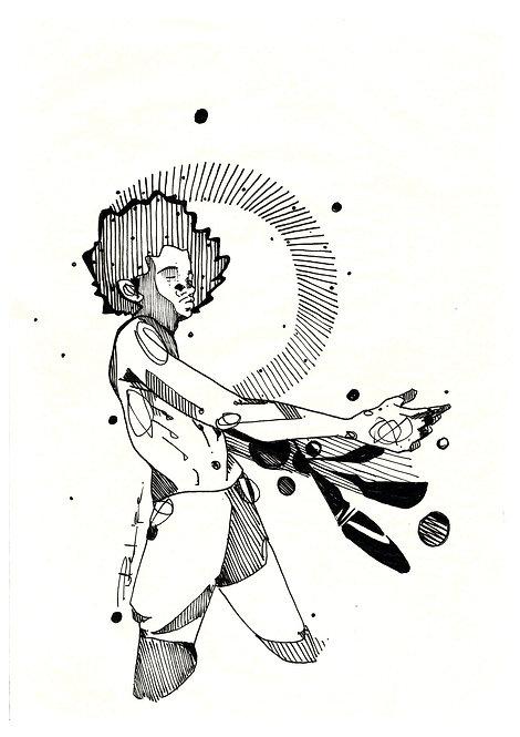 Ilustração Libertação 1