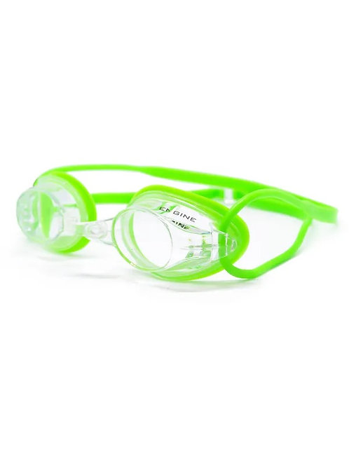 Engine Weapon Goggles - Clear Green