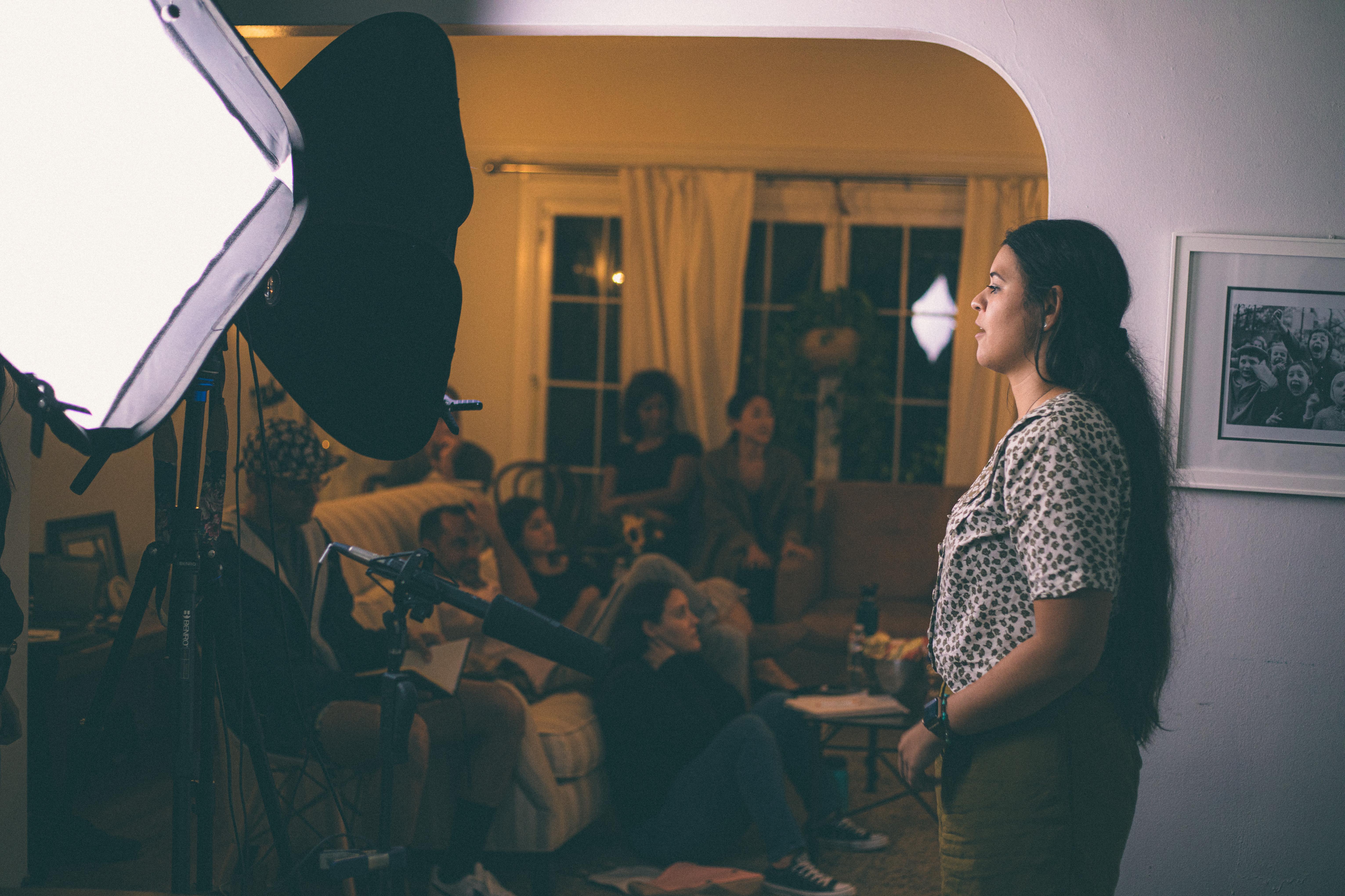 July Film/TV Audition Technique