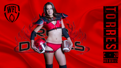 WFL RED DEVILS 28