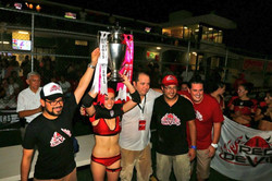 WFL RED DEVILS TROFEO