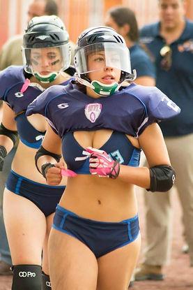 BIKINI FOOTBALL, WFL WOMENS FOOTBAL LEAGUE