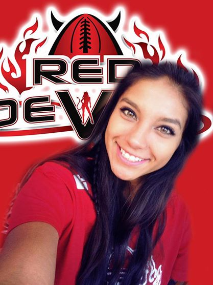 WFL RED DEVILS FAN