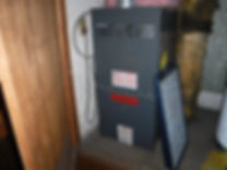 inspection of heating furnace