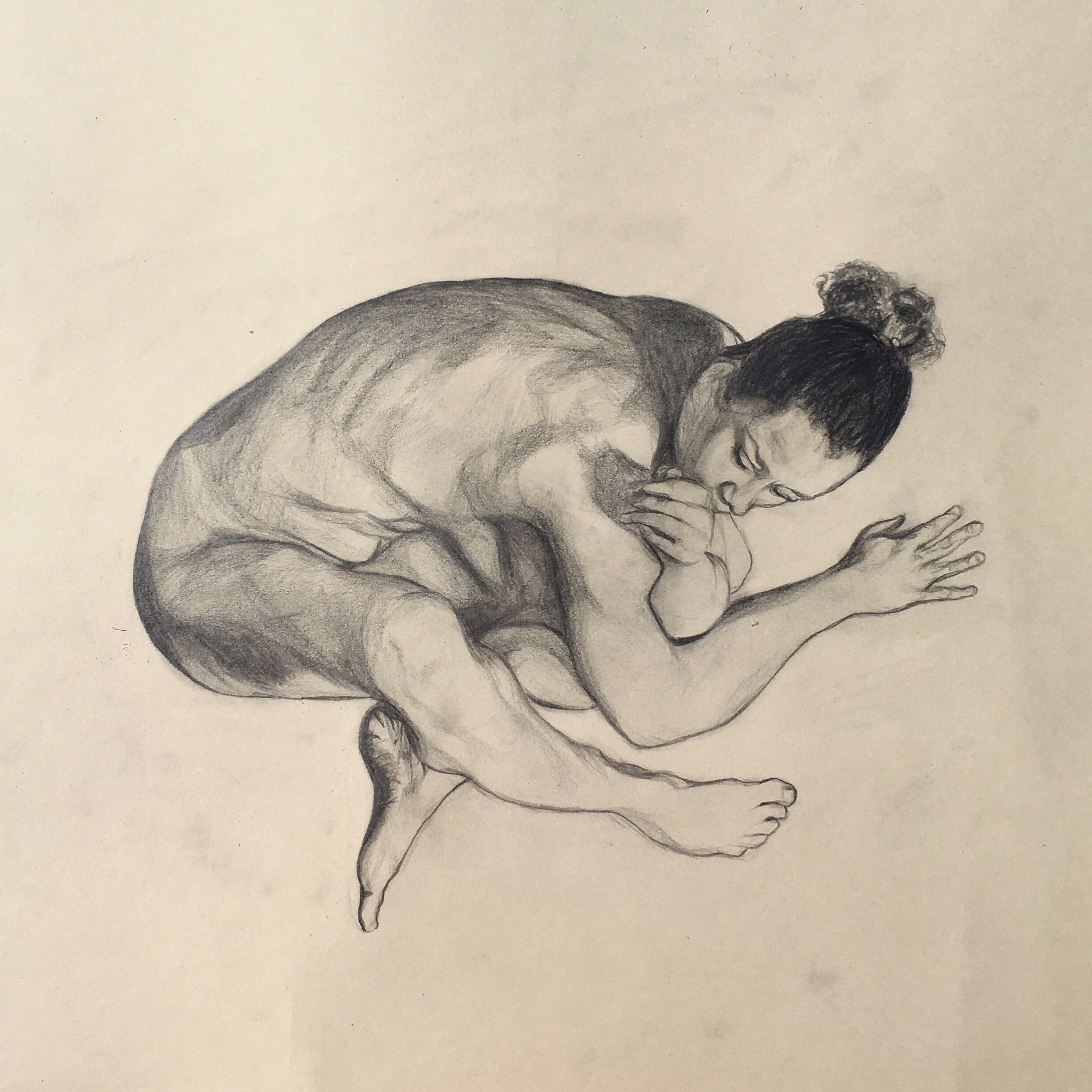 'Pencil Study 1'
