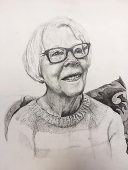 """""""Aunty Margret""""  (Commission)"""