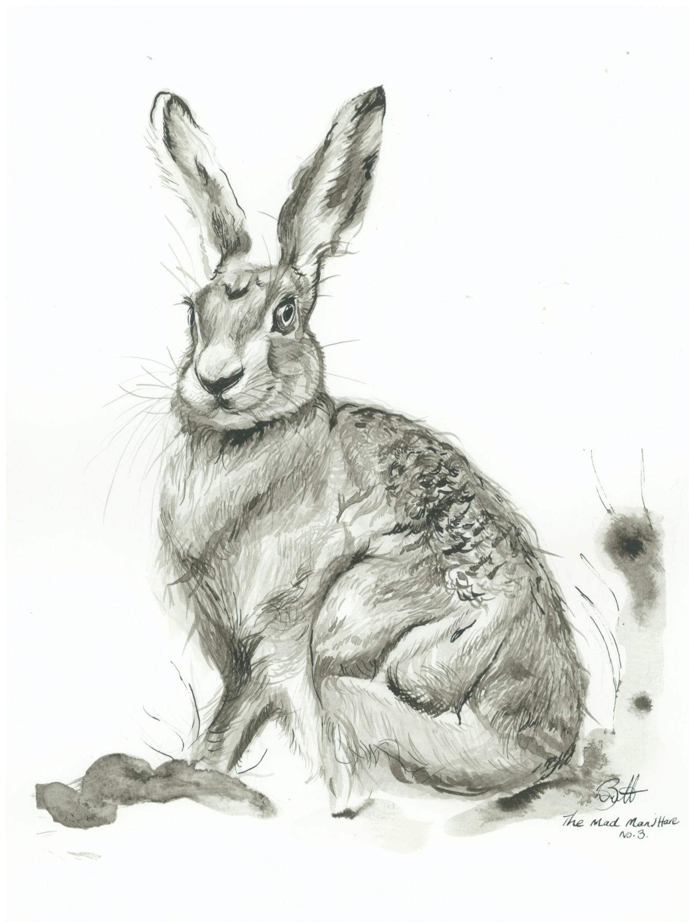 The Mad Manj Hare no.3
