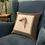 Thumbnail: Stoat linen cushion