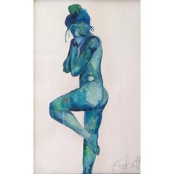'Green lady no.2'