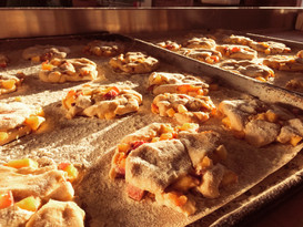 PROOFING FRITTERS