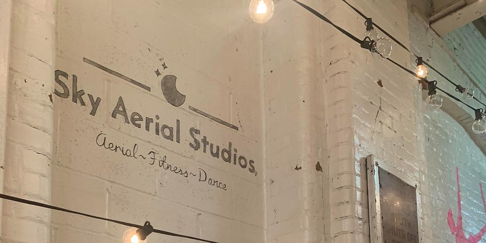 Sky Aerial Studios Open House