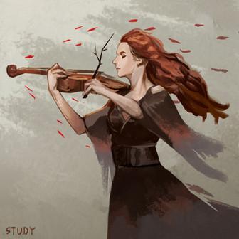 Lady of Fall