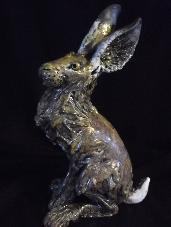 Sitting Hare.