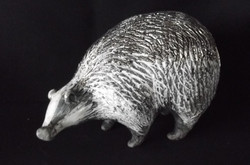 Standing Badger.