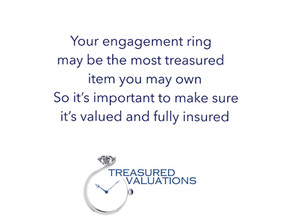 Your engagement ring 💍 may be the most treasured item you may own. So it's important to make sure..
