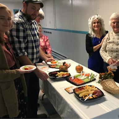 Abundance Dinner 2018