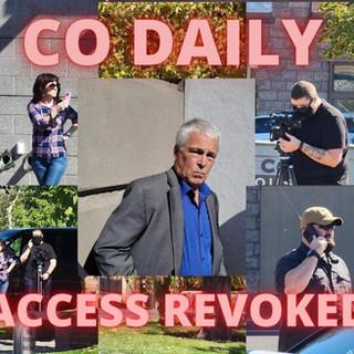 Access Revoked!