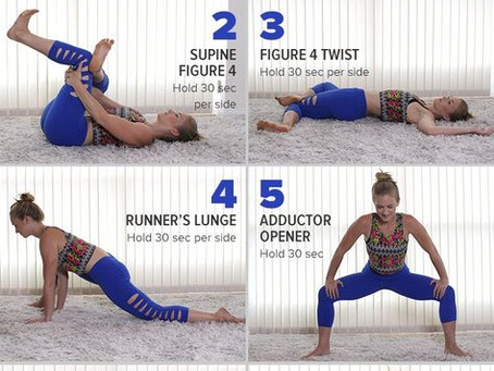 Low Back and Hip Pain Relief