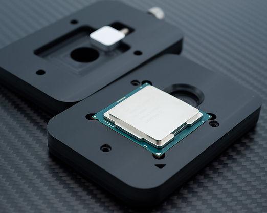 Delid CPU