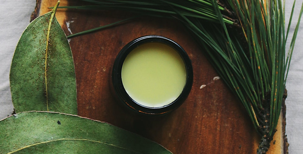 Winter Evergreen Respiratory Rub