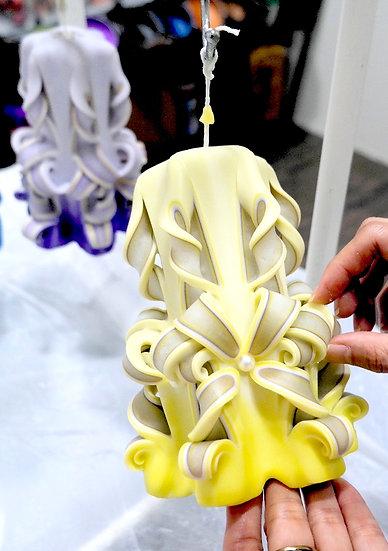 雕刻蠟燭工作坊-基礎班