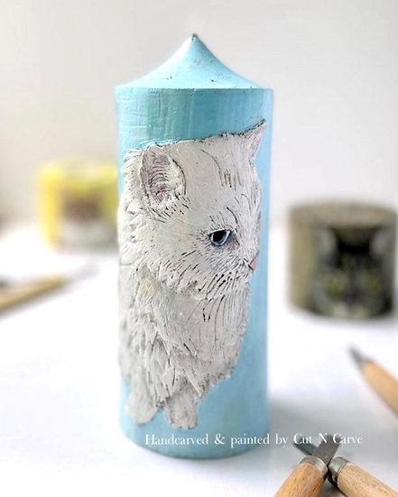 動物肖像蠟燭班一天課程 (Animal Wax Arts Master Class)