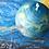 Thumbnail: [星夜]/Starry Night蠟燭工作坊